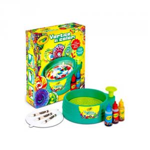 BINNEY & SMITH Crayola Vortice Di Colori Scuola Cartoleria