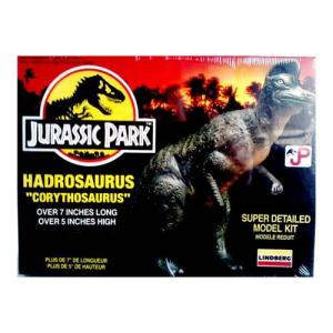 LINDBERG Jurassic Park Kit Hadrosaurus Modello Di Dinosauro Giochi e Giocattoli