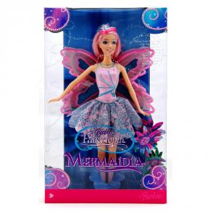 MATTEL Barbie Fata D'Inverno J0737 Giochi e Giocattoli