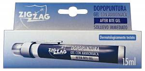 ZIGZAG Dopopuntura Gel Con Ammoniaca 15 Ml. Articoli per insetti