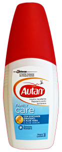AUTAN Family Vapo antipuntura 100 ml - Insecticides And Repellents