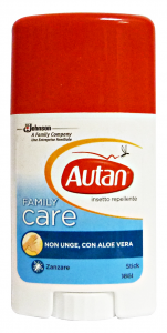 AUTAN Family Stick antipuntura 50 ml - Insecticides And Repellents