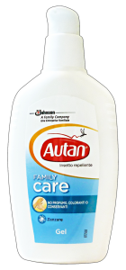AUTAN Family Gel antipuntura 100 ml - Insecticides And Repellents