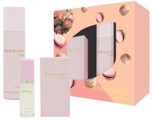 ARROGANCE Confezione regalo femme edt 30 ml. +deo.spray 150 ml.