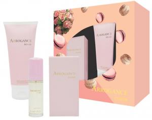 ARROGANCE Confezione regalo femme edt 30 ml. +body lotion 100 ml.