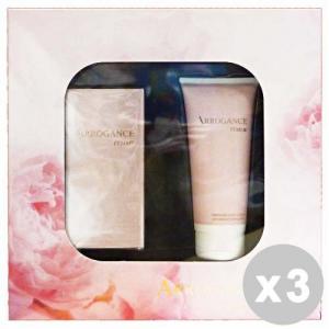 ARROGANCE Set 3 ARROGANCE Confezione regalo femme edt 30 ml. +body lotion 100 ml.