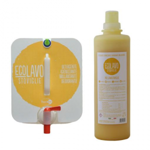 ECOLAVO Crockery Aecsto15 Detergent Detergent House Cleaning