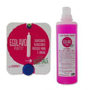 ECOLAVO Detergent Dishes To the Vitamin And
