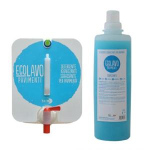ECOLAVO Pavimenti Aecpav15 Detersivo Detergente Pulizia Della Casa