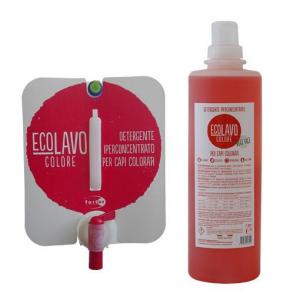 ECOLAVO Colore Aecco15 Detersivo Detergente Pulizia Della Casa