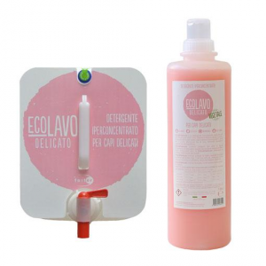 ECOLAVO Delicato Aecde15 Detersivo Detergente Pulizia Della Casa