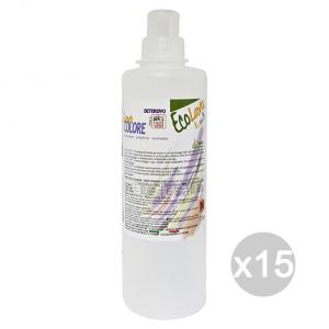 Set 15 ECOLAVO Colore Aecco15 Detersivo Detergente Pulizia Della Casa