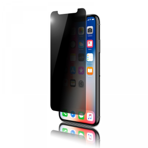 QDOS OptiGuard Privacy Glass Screen Protector for iPhone X