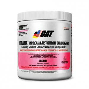 GAT Nitraflex gusto: Green Apple Formato: 300 g Integratori sportivi, benessere