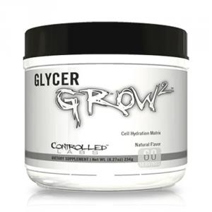 CONTROLLED LABS GlycerGrow 2 Formato: 234 g. Integratori sportivi, benessere