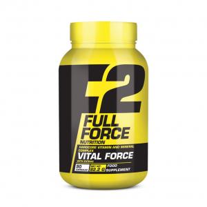 FULL FORCE Vital Force Formato: 90 Capsules Integratori sportivi, benessere