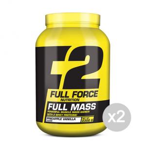 Set 2 FULL FORCE Full Mass Formato: 2300 g. Integratori sportivi, benessere fisico
