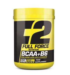 FULL FORCE BCAA+B6 Formato: 150 Tablets Integratori sportivi, benessere fisico