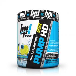 BPI SPORTS Pump HD gusto: Mela Pera Formato: 250 g. Integratori sportivi