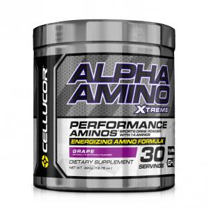 CELLUCOR Alpha Amino Xtreme gusto: Anguria Formato: 390 g. Integratori sportivi