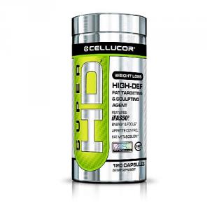 CELLUCOR Super HD Formato: 120 capsule Integratori sportivi, benessere fisico