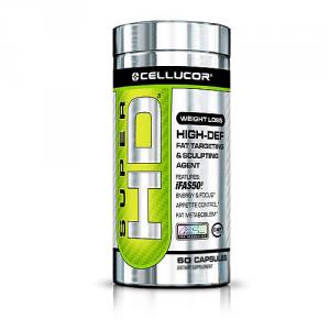 CELLUCOR Super HD Formato: 60 capsule Integratori sportivi, benessere fisico