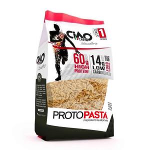 CIAO CARB ProtoPasta Riso Formato: 500 g. Integratori sportivi, benessere fisico