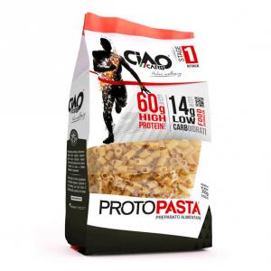 CIAO CARB ProtoPasta Tubetti Formato: 300 g. Integratori sportivi, benessere