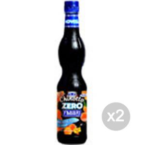 Set 2 FABBRI Sciroppo Zero kcal (chin) Formato: 560 ml Integratori sportivi, benessere