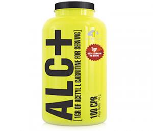 4+ NUTRITION ALC+ Formato: 100 capsule Integratori sportivi, benessere fisico