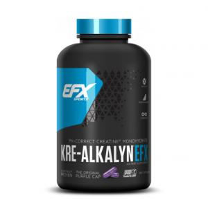 EFX Kre-Alkalyn Formato: 240 capsule Integratori sportivi, benessere fisico