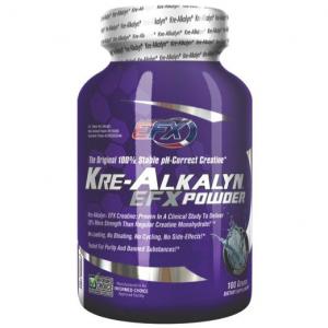 EFX Kre-Alkalyn Powder Formato: 100gr Integratori sportivi, benessere fisico