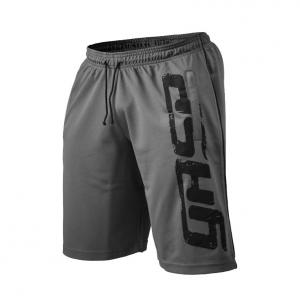 GASP Pro Mesh Shorts - taglia M grigio abbigliamento sportivo e accessori fitness