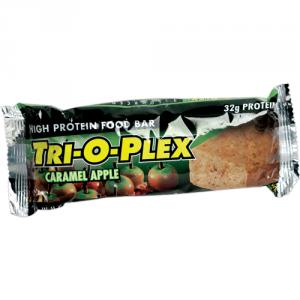 CHEF JAY Trioplex gusto: Mela Formato: 118 g Integratori sportivi, benessere