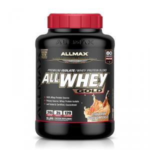 ALLMAX AllWhey Gold gusto: Biscotti E Crema Formato: 2270g Integratori sportivi
