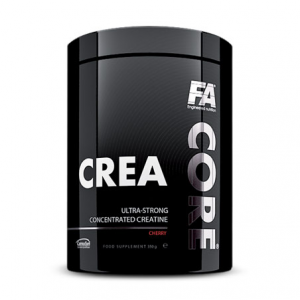FITNESS AUTHORITY Crea Core gusto: Cherry Formato: 350 g. Integratori sportivi