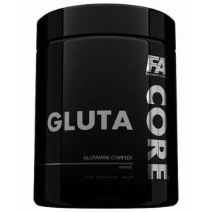 FITNESS AUTHORITY Gluta Core gusto: Arancia Formato: 400 g. Integratori sportivi