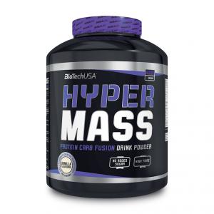 BIOTECH Hyper Mass gusto: Vaniglia Formato: 4000 g Integratori sportivi