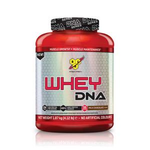 BSN Whey DNA gusto: Vaniglia Formato: 1870 g. Integratori sportivi, benessere