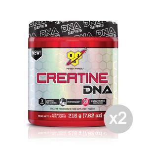 Set 2 BSN Creatine DNA Formato: 216 g. Integratori sportivi, benessere fisico