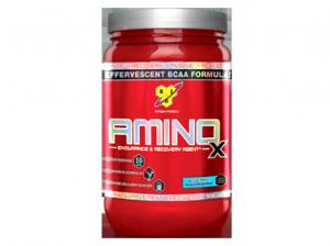 BSN Amino X gusto: Blue Raspberry Formato: 435 g. Integratori sportivi