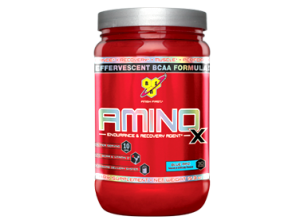 BSN Amino X gusto: Mela Verde Formato: 435 g. Integratori sportivi, benessere