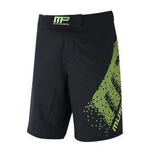 MUSCLEPHARM Pantaloncini Woven Short Pixel-XL abbigliamento e accessori fitness