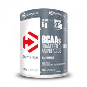 DYMATIZE BCAAs 300g Integratori sportivi, allenamento e benessere fisico