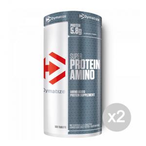 Set 2 DYMATIZE Super Protein Amino 6000 Formato: 501 capsule Integratori sportivi