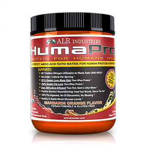 ALR Humapro 90 servings flavour: Mandarin Orange Size: 667 g Supplements