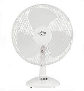 DCG ELECTRONIC Ve9030 Ventilatore Tavolo 30Cm Elettrodomestici casa