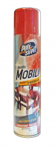 BERGEN Pulisvelt Lucida mobili 300 ml. spray - detergenti per mobili