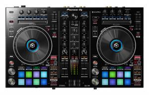 PIONEER DJ DDJ-RR Console portatile a 2 canali per rekordbox dj