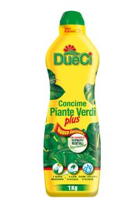 DUECI Piante verdi 1 lt. - Prodotto per piante